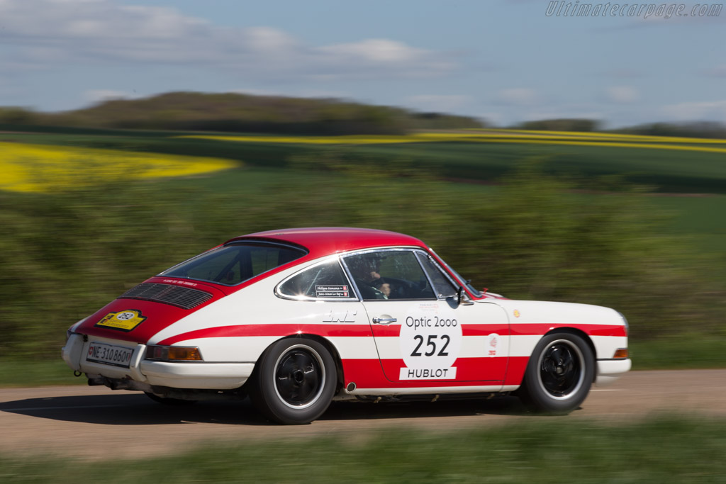 Porsche 911 - Chassis: 300377 - Driver: Philippe Scecama / Jean Maurice Rey  - 2014 Tour Auto