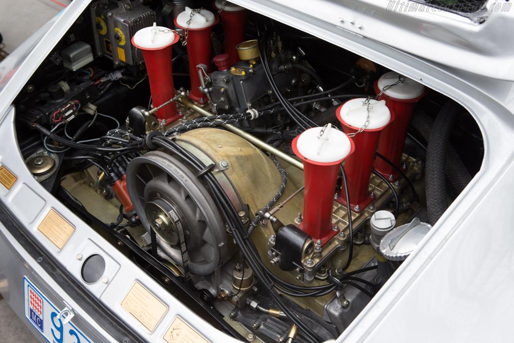 Porsche 911 RSR - Chassis: 911 360 0001 - Driver: Jurgen Barth / Claudio Roddaro  - 2014 Tour Auto