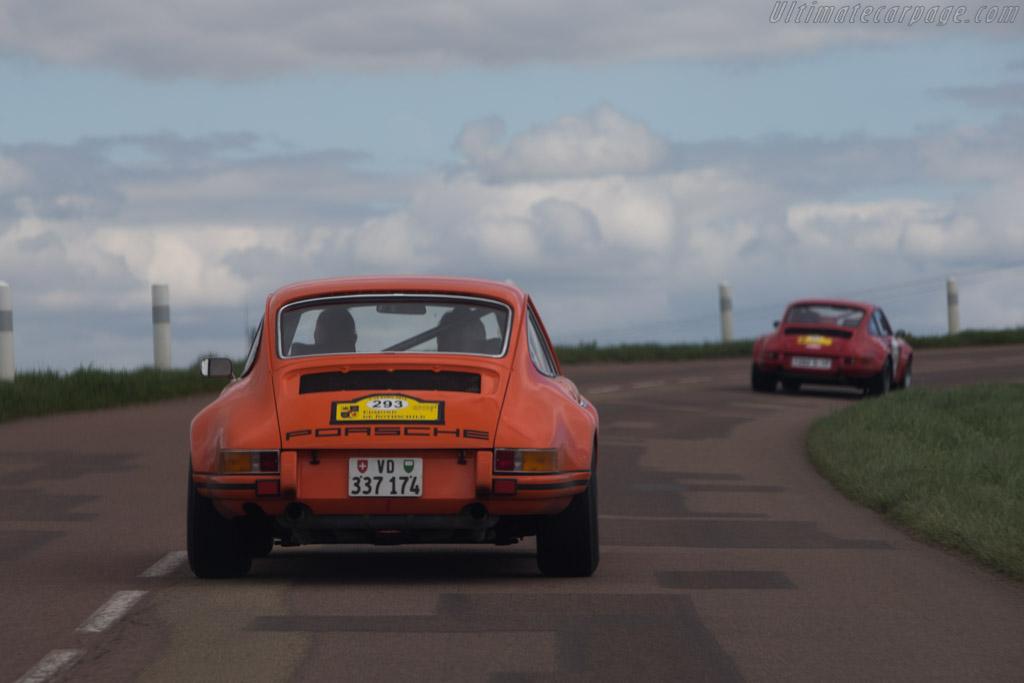 Porsche 911 S - Chassis: 911 230 0013 - Driver: John Logan / Fred Hampton  - 2014 Tour Auto