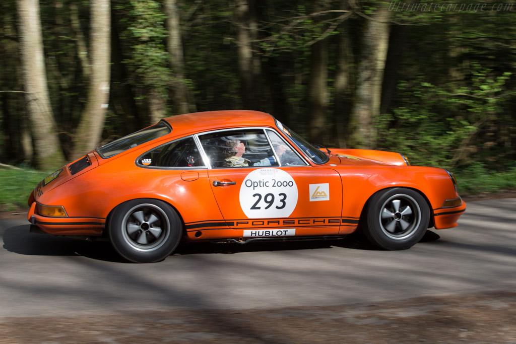 Porsche 911 ST 2.5 - Chassis: 911 030 0604 - Driver: John Logan / Fred Hampton  - 2014 Tour Auto