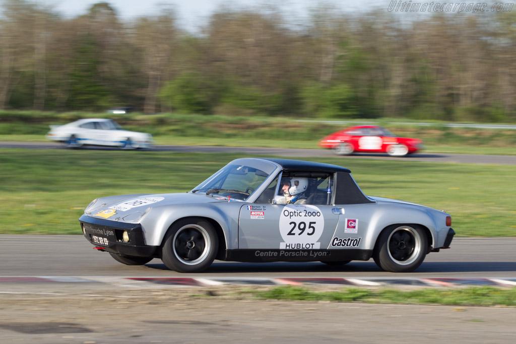 Porsche 914/6 GT - Chassis: 9142430092 - Driver: Jacques Bertoni / Michel Bathelot  - 2014 Tour Auto