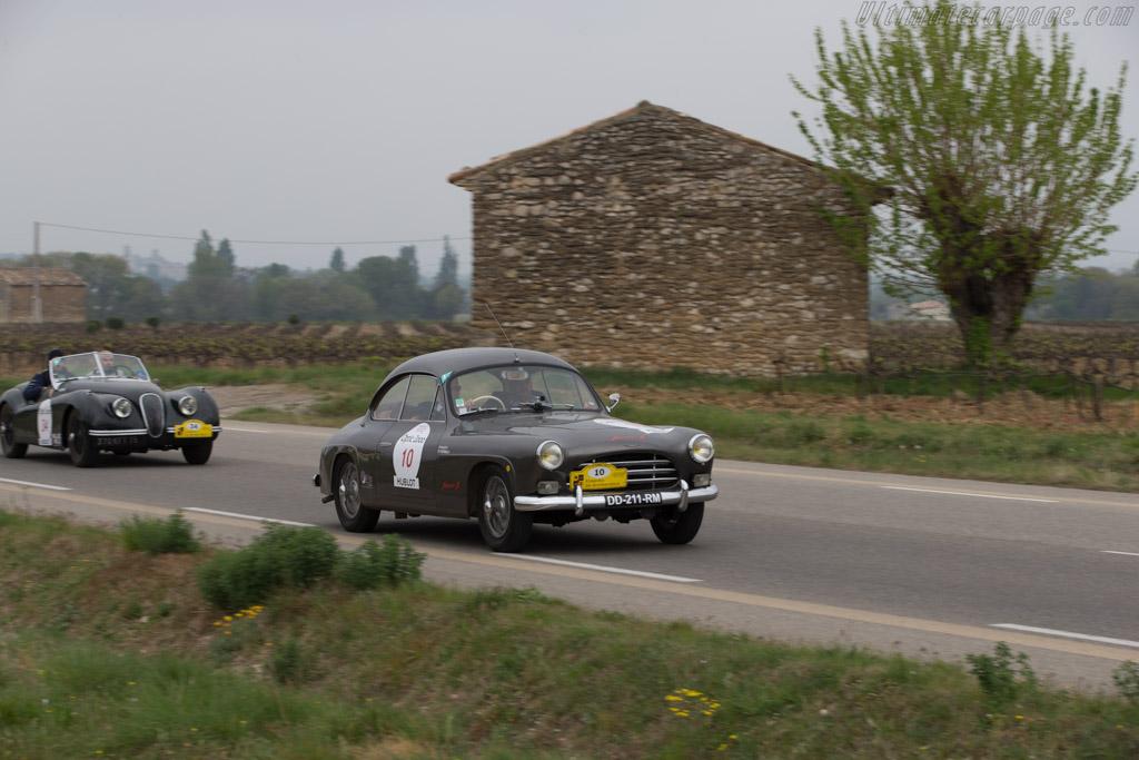 Salmson 2300 S - Chassis: 85126 - Driver: Nicolas Vallez / Fabien Coustenoble  - 2014 Tour Auto