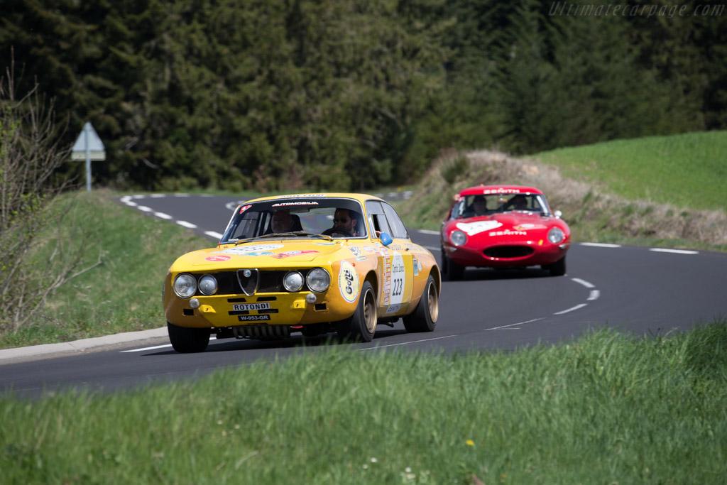 Alfa Romeo 1750 GTAm  - Driver: Franco Lembo / Arsene Jiroyan  - 2015 Tour Auto