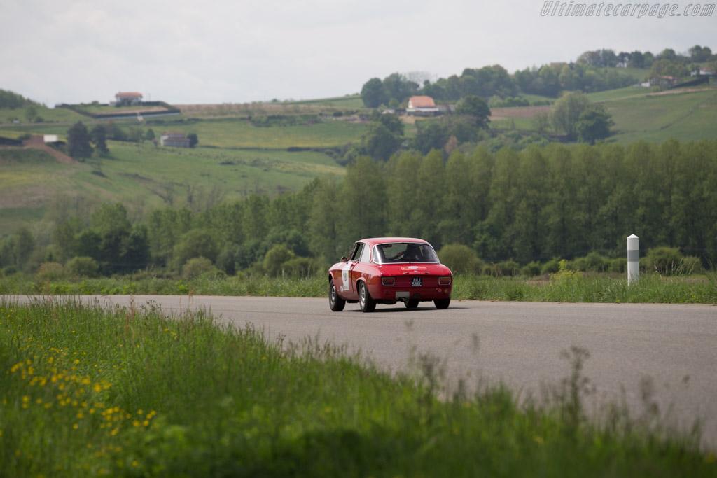 Alfa Romeo Giulia GTA  - Driver: Lukas Halusa / Niklas Halusa  - 2015 Tour Auto
