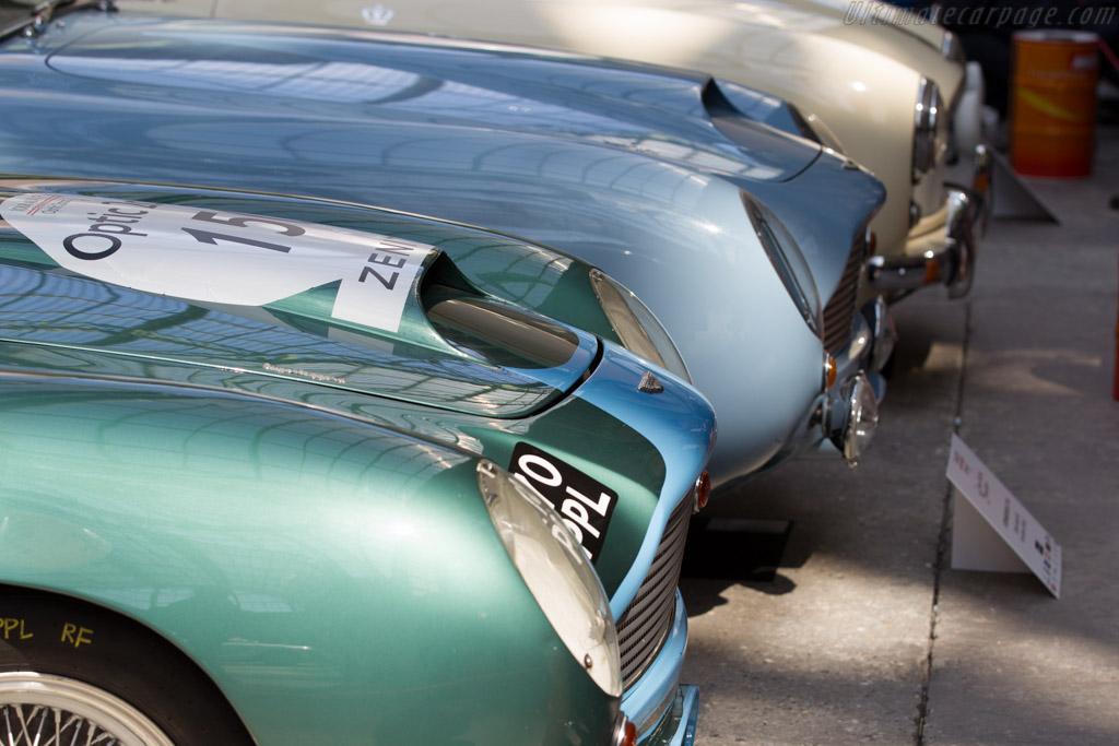 Aston Martin DB4 GT - Chassis: DB4GT/0110/R - Driver: Ian Dalglish / James Turner  - 2015 Tour Auto