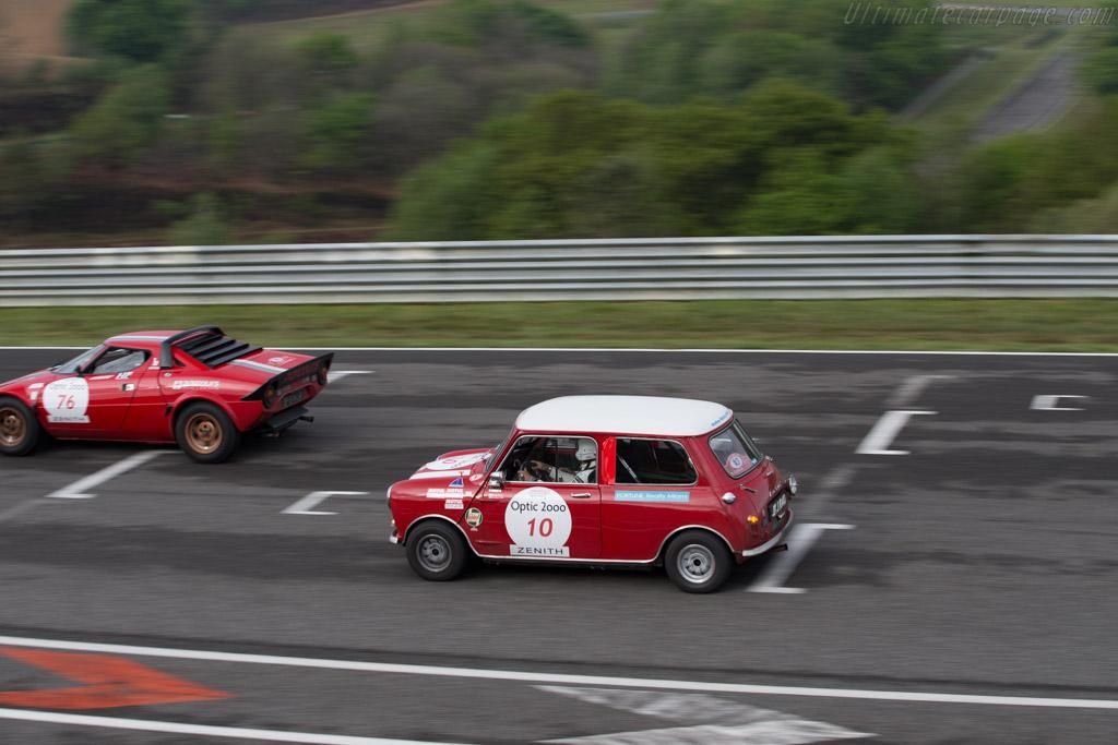 Austin Mini Cooper S 1300  - Driver: Bruno Franco Ricci / Gustavo Gallo  - 2015 Tour Auto