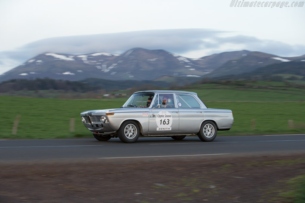 BMW 1800 TI - Chassis: 1415509 - Driver: Julian Lemeille / Jeremy Grammond  - 2015 Tour Auto