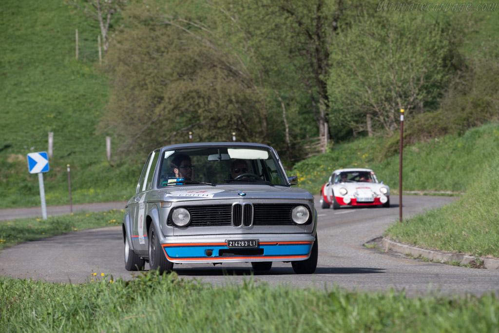 BMW 2002 Turbo  - Driver: Jerry Pantis / Steve Markowski  - 2015 Tour Auto
