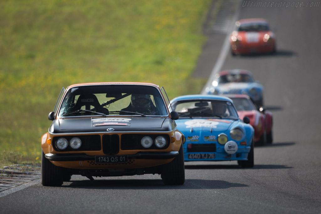 BMW 2800 CS Alpina - Chassis: 2206234 - Driver: Arnaud Gauduel / Alexandre Delaye  - 2015 Tour Auto