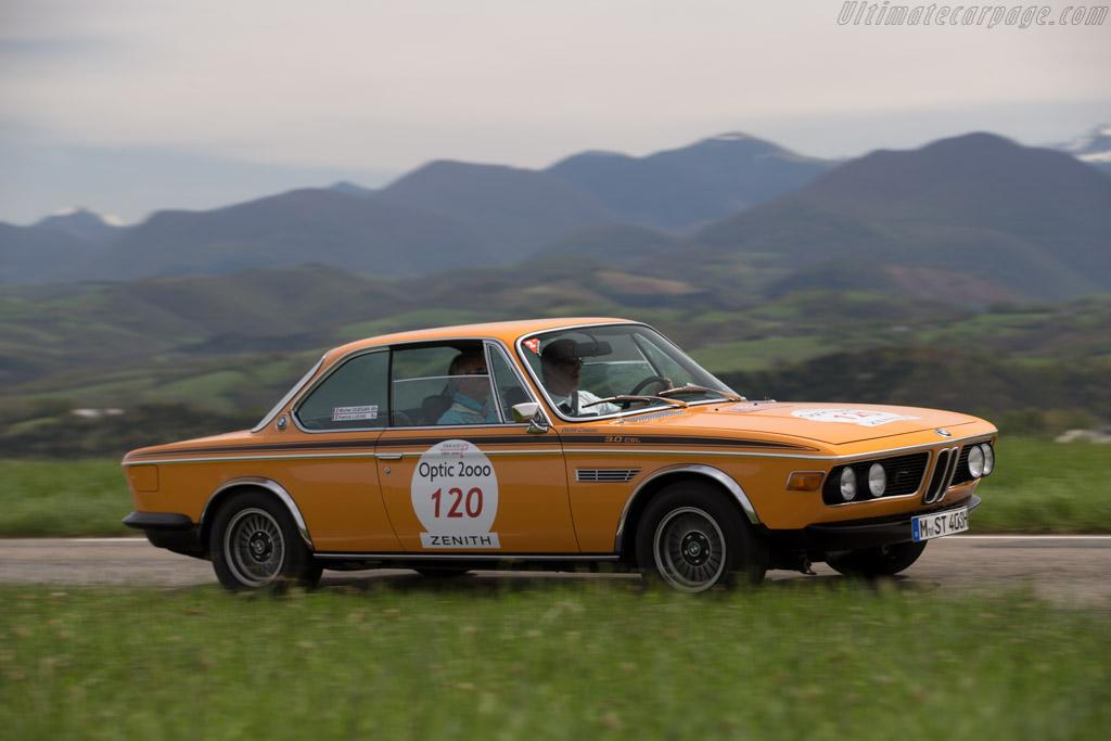 BMW 3.0 CSL - Chassis: 2212278 - Driver: Patrick Lucas  - 2015 Tour Auto