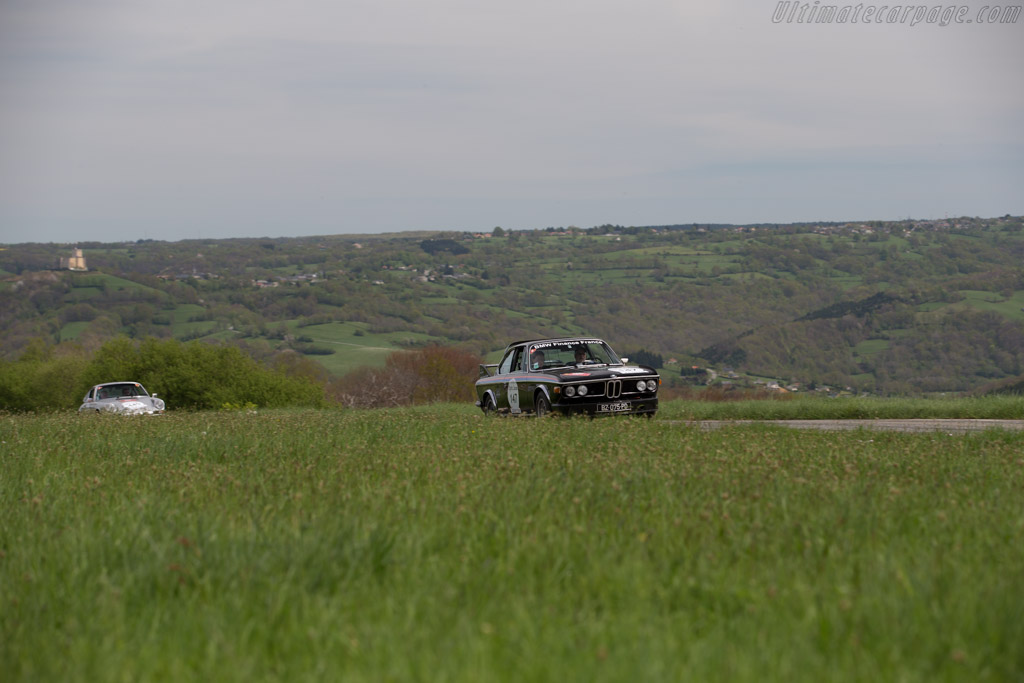 BMW 3.0 CSL - Chassis: 2275401 - Driver: Jean-Paul Mommey / Corinne Piccinin Mommey  - 2015 Tour Auto