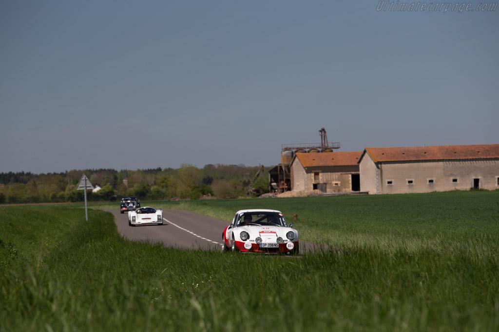 CG 1200 S  - Driver: Jean Rigondet / Caroline Rigondet  - 2015 Tour Auto