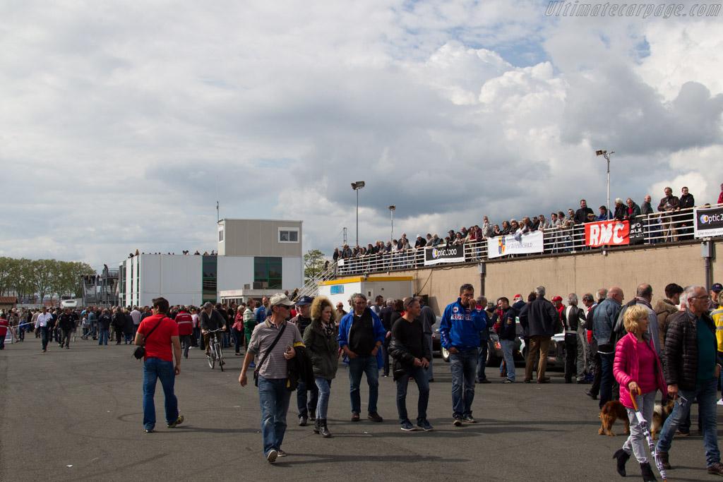 Circuit d'Albi    - 2015 Tour Auto
