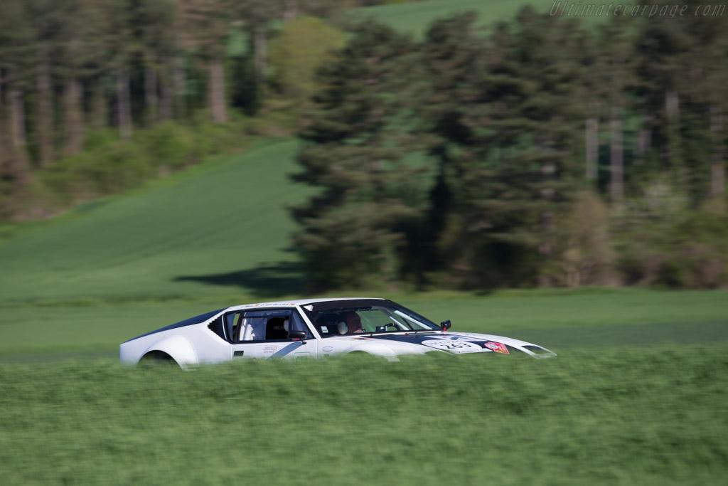 DeTomaso Pantera Group 4 - Chassis: 06051 - Driver: Jochen Mass / Detlef von der Lieck  - 2015 Tour Auto