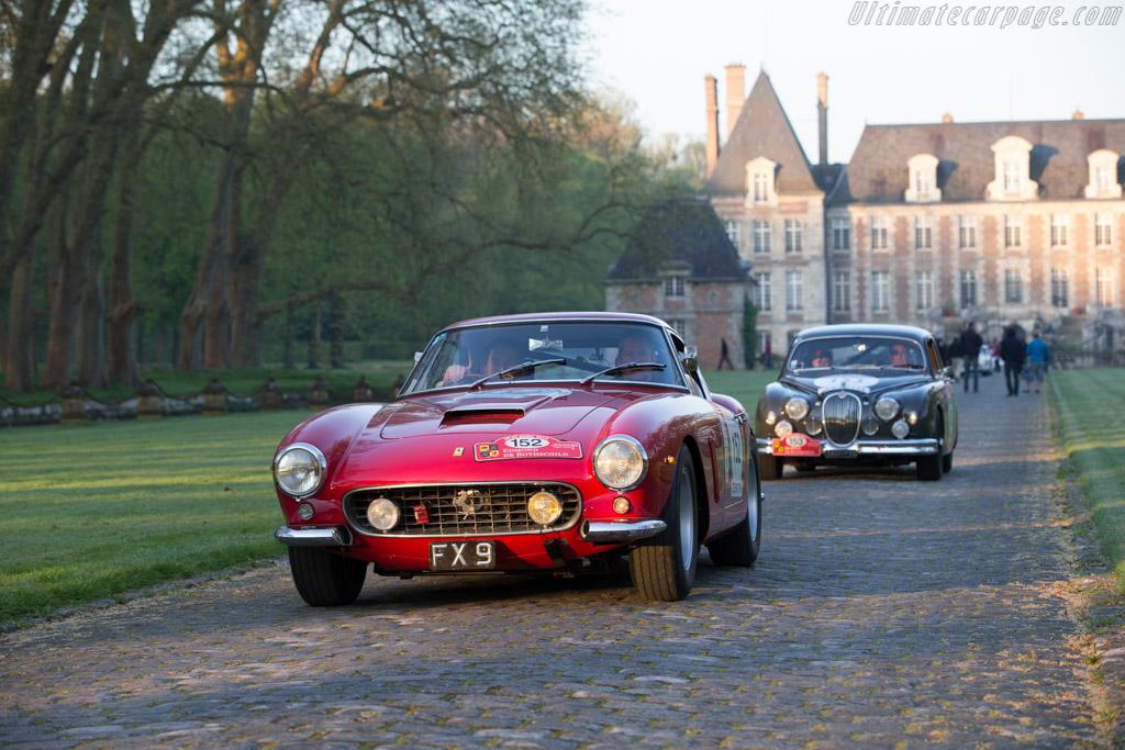Ferrari 250 GT SWB - Chassis: 2221GT - Driver: Ben Gill / David Didcock  - 2015 Tour Auto