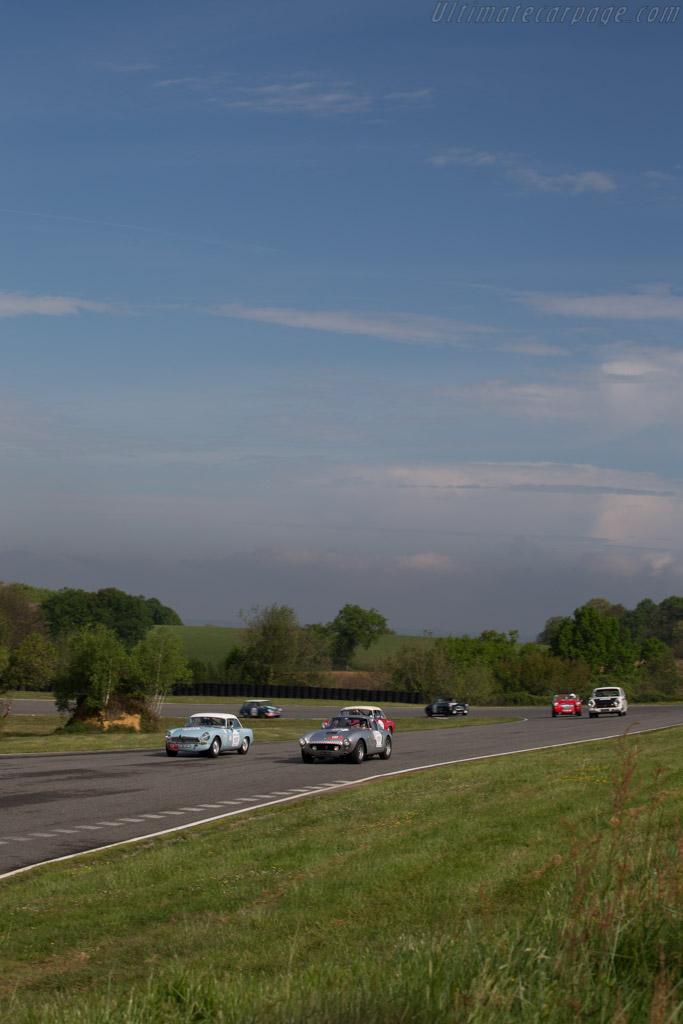 Ferrari 250 GT SWB Competizione - Chassis: 2129GT - Driver: Adrian Beecroft / Susan Roy  - 2015 Tour Auto