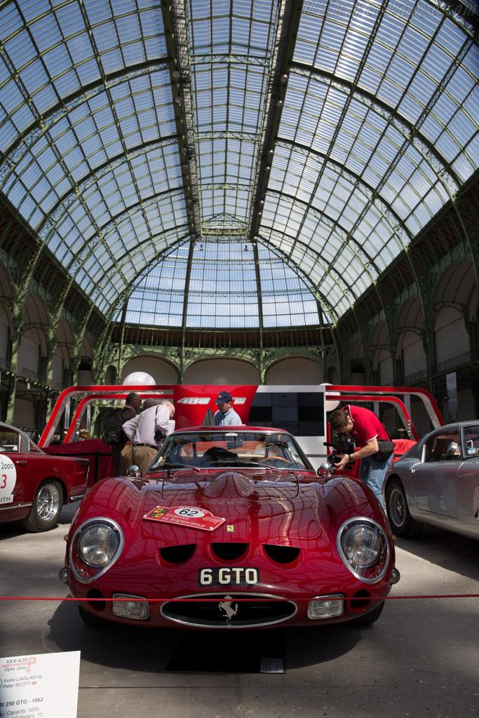 Ferrari 250 GTO - Chassis: 3527GT - Driver: Irvine Laidlaw / Peter Scott  - 2015 Tour Auto