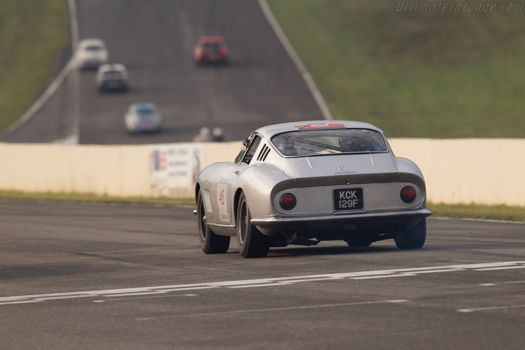 Ferrari 275 GTB/4 - Chassis: 10403 - Driver: Anthony Pozner / David James Forfar  - 2015 Tour Auto