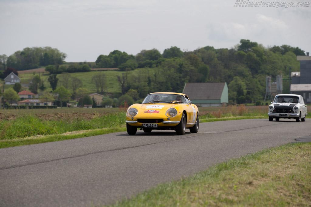 Ferrari 275 GTB - Chassis: 08145 - Driver: Oscar Brocades Zaalberg / Marianne Brocades Zaalberg  - 2015 Tour Auto