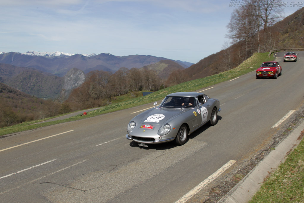 Ferrari 275 GTB/C - Chassis: 09007 - Driver: Arnolt Meier / Sarah Amaroso  - 2015 Tour Auto