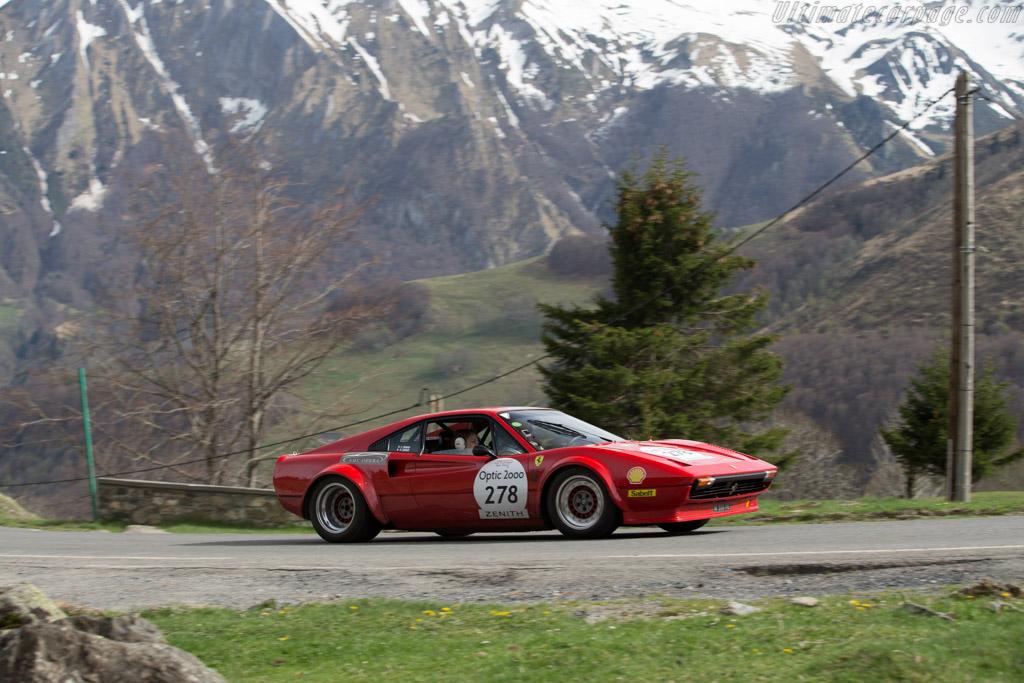 Ferrari 308 GTB Group 4 - Chassis: 20457 - Driver: Christian Baud / Stephanie Baud  - 2015 Tour Auto