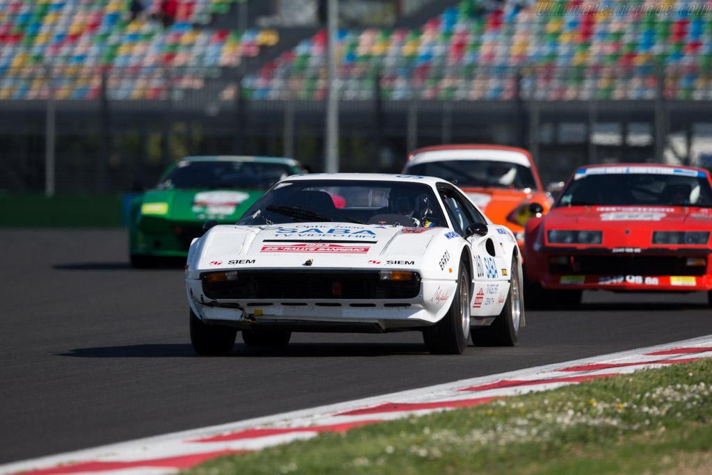 Ferrari 308 GTB Group B - Chassis: 18971 - Driver: Jean-Paul Driot / Olivier Panis  - 2015 Tour Auto