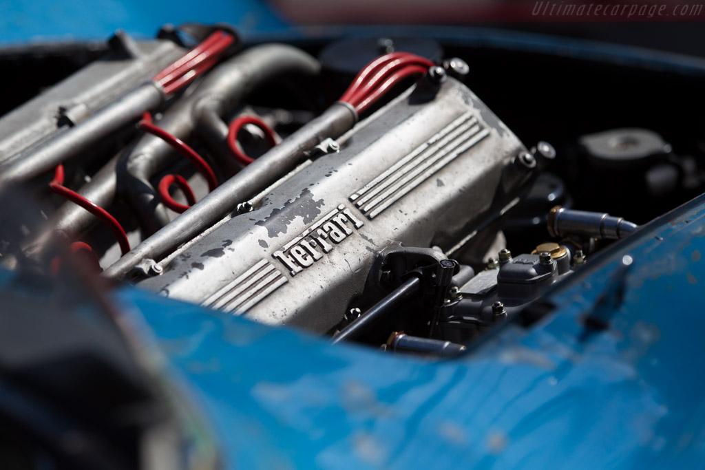 Ferrari 500 Mondial - Chassis: 0424MD - Driver: Augustin Sabathin-Garat / Kevin Wood  - 2015 Tour Auto
