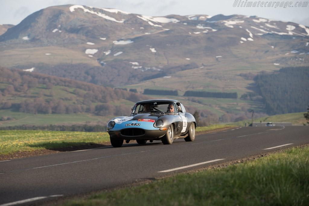 Jaguar E-Type 3.8 - Chassis: 860004 - Driver: Chris Lillingstone-Price / Keith Morris  - 2015 Tour Auto