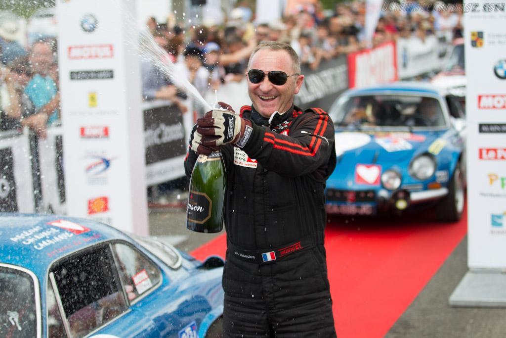 Jean Francois Nicoulis    - 2015 Tour Auto