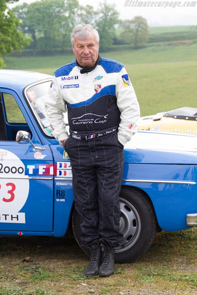Jean-Pierre Jarier    - 2015 Tour Auto
