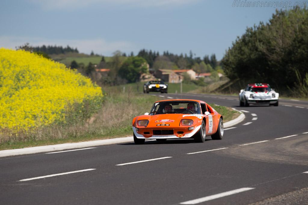 Jide 1600  - Driver: Arnaud Graignic / Olivier Petitfils  - 2015 Tour Auto