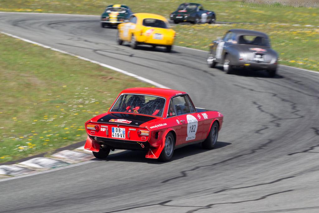 Lancia Fulvia 1.3 HF - Chassis: 818.650.037.105 - Driver: Dominique Vuillaume / Eric Bertrand  - 2015 Tour Auto