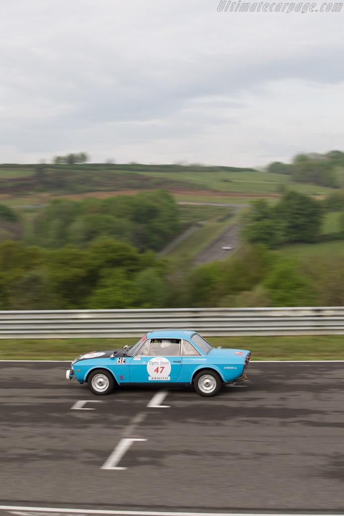 Lancia Fulvia 1.6 HF  - Driver: Philippe Fichet / Giles Francois  - 2015 Tour Auto