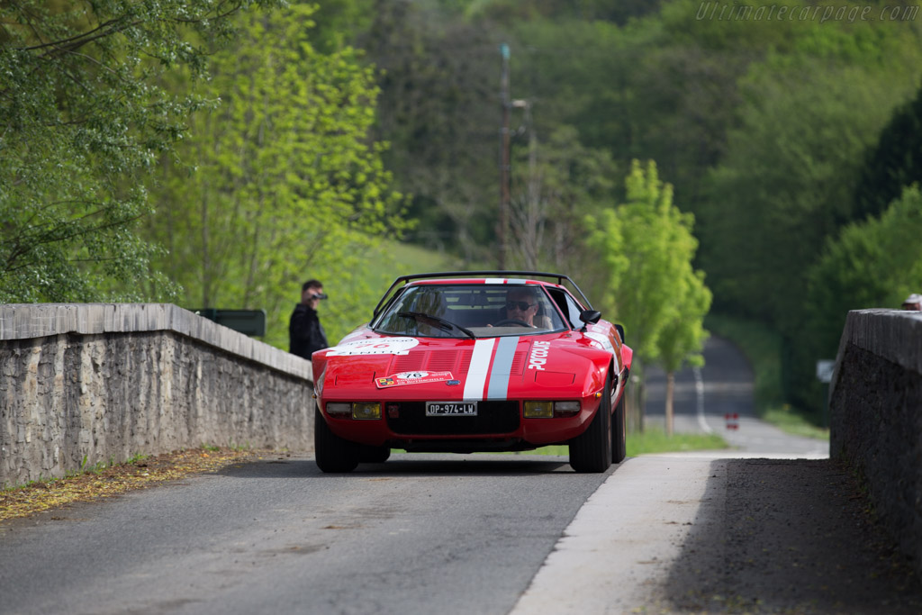 Lancia Stratos  - Driver: Jean-Bruno Pitel / Jean-Noel Treilles  - 2015 Tour Auto