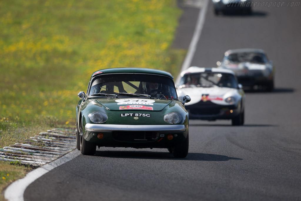 Lotus Elan 26R - Chassis: 26-4407 - Driver: Nicolas Melin / Paul Edouard Gondard  - 2015 Tour Auto