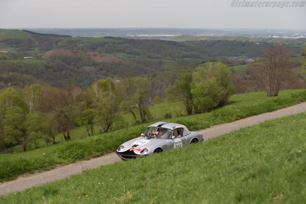 Lotus Elan - Chassis: 26-4708 - Driver: Damien Kohler / Sylvie Laboisne  - 2015 Tour Auto