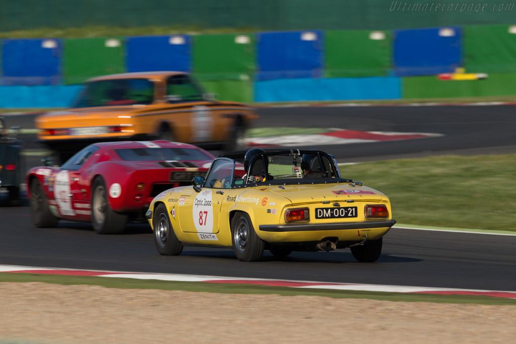 Lotus Elan - Chassis: 45-9436 - Driver: John Mollenkamp / Dorine Mollenkamp  - 2015 Tour Auto