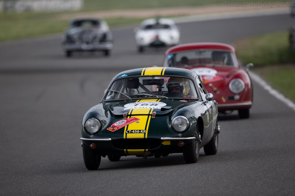 Lotus Elite - Chassis: 1381 - Driver: Jean-Luc Durand / Francois Marbeck  - 2015 Tour Auto