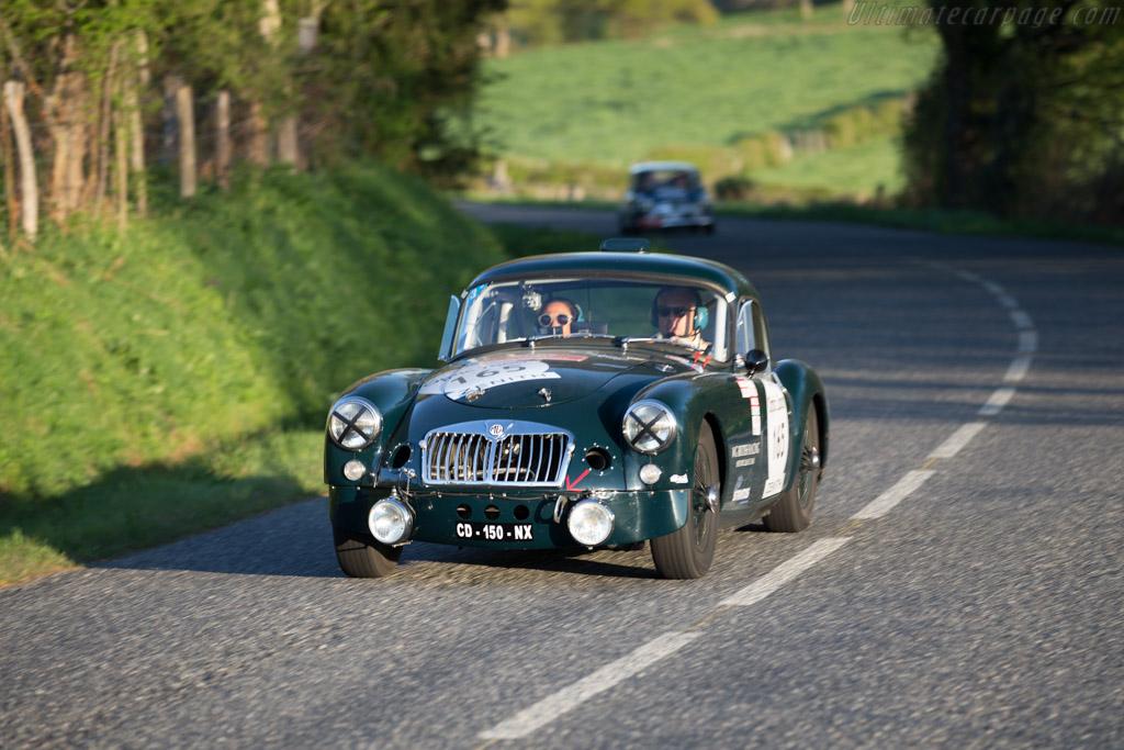 MGA - Chassis: GHDL/79994 - Driver: Laurent Paulus / Elisabeth Paulus  - 2015 Tour Auto