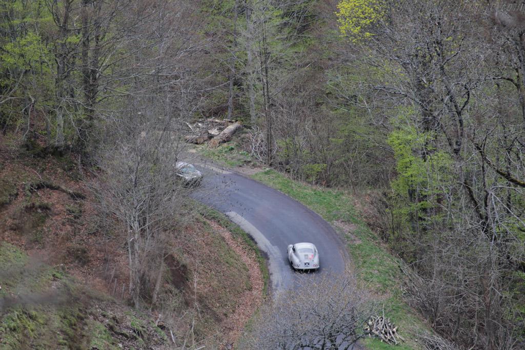 Porsche 356 - Chassis: 50202 - Driver: Raynald Dalla-Mutta / Xavier Dochez  - 2015 Tour Auto
