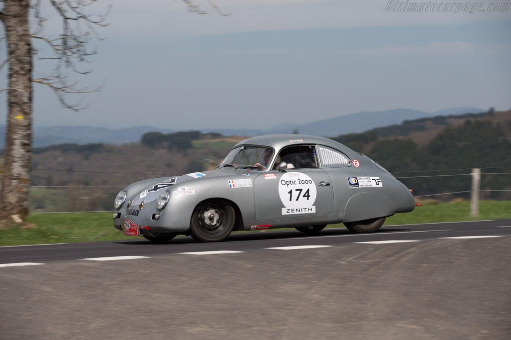 Porsche 356 - Chassis: 52790 - Driver: Jean-Francois Penillard / Mathieu Verlaine  - 2015 Tour Auto