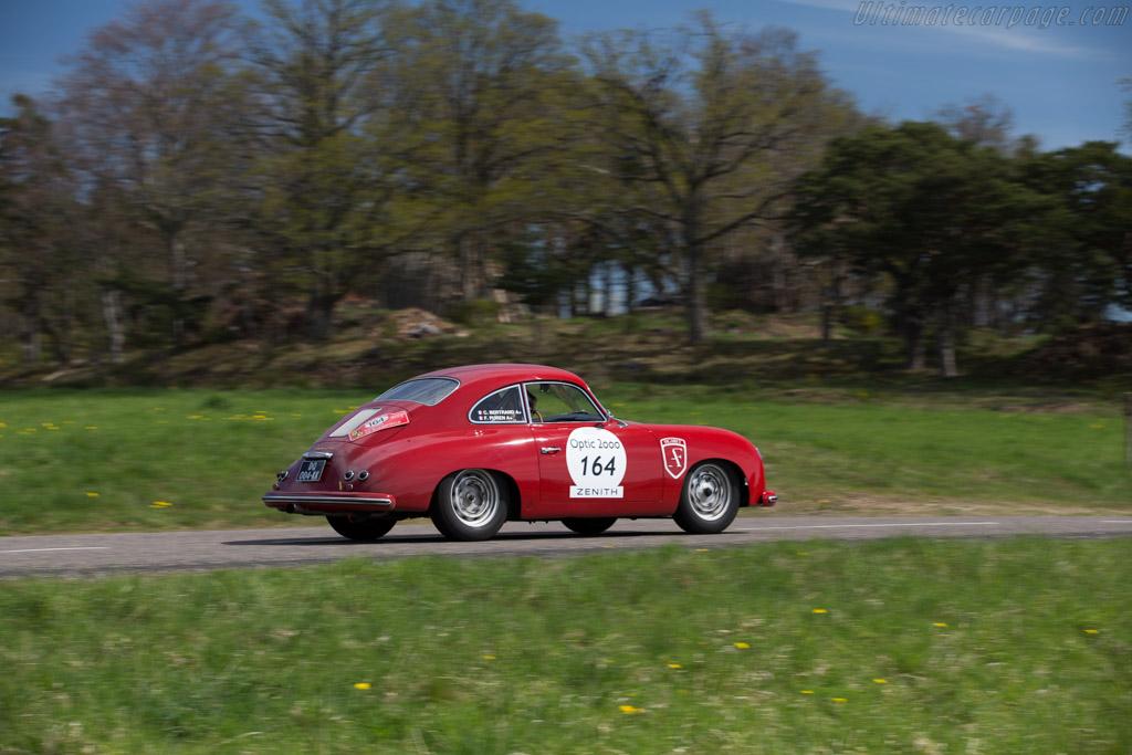 Porsche 356 - Chassis: 51858 - Driver: Frederic Puren / Caroline Bertrand  - 2015 Tour Auto