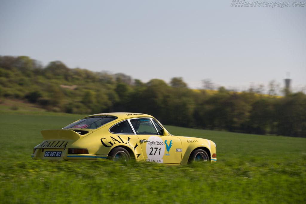 Porsche 911 Carrera RSR 2.8 - Chassis: 911 360 0643 - Driver: Michel Lecourt / Raymond Narac  - 2015 Tour Auto
