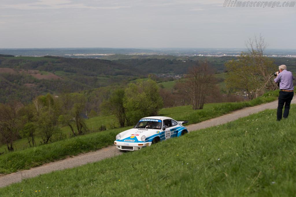 Porsche 911 Carrera RSR 3.0 - Chassis: 911 560 9121 - Driver: Claudio Roddaro / Jürgen Barth  - 2015 Tour Auto
