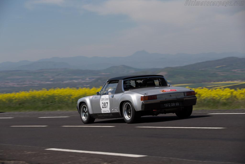Porsche 914/6 GT - Chassis: 914 243 0092 - Driver: Jacques Bertoni / Michel Bathelot  - 2015 Tour Auto