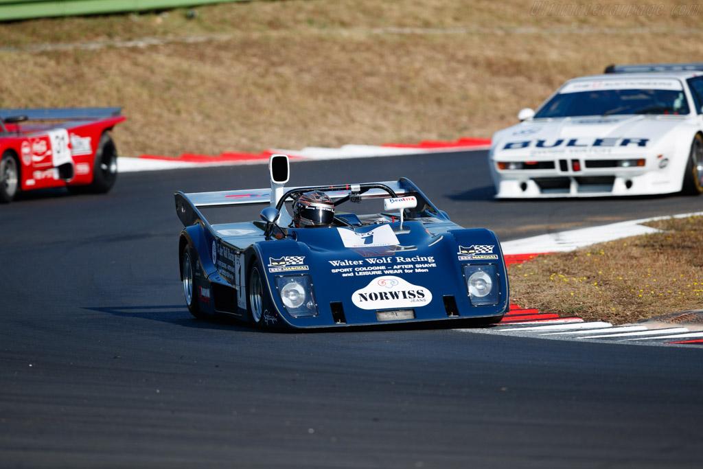 Cheetah G601 - Chassis: 601-2 - Driver: Beat Eggimann - 2021 Vallelunga Classic