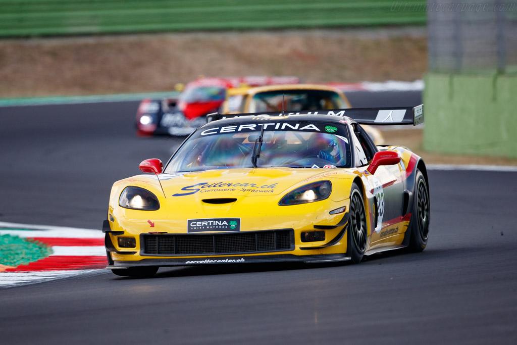 Chevrolet Corvette GT3 - Chassis: 1G1YY26E085121936 - Driver: Peter Joos - 2021 Vallelunga Classic