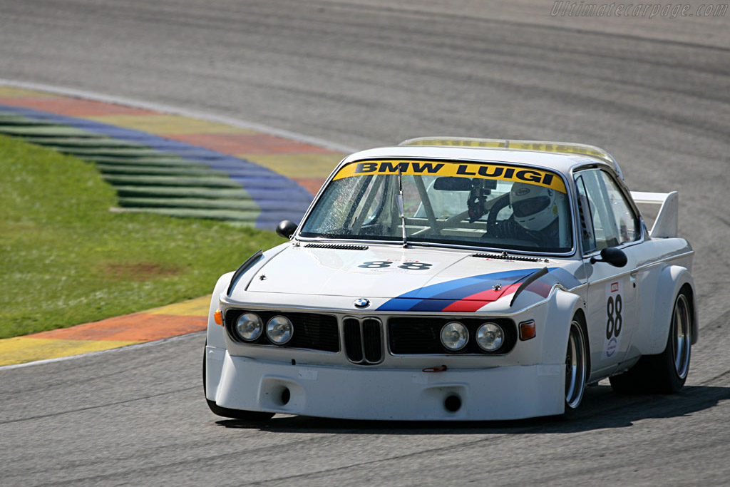 BMW 3.0 CSL - Chassis: 2331086   - 2007 Le Mans Series Valencia 1000 km