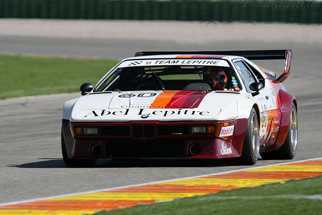 BMW M1 Procar - Chassis: 4301063   - 2007 Le Mans Series Valencia 1000 km