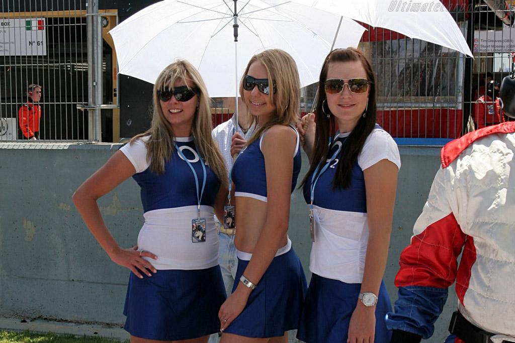 Charouz   - 2007 Le Mans Series Valencia 1000 km